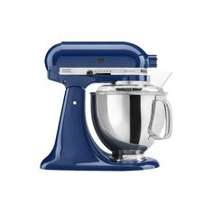 Kitchenaid¨ Artisan Series 5 Quart Tilt-Head Stand Mixer- Ksm150, Blue Willow