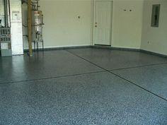 Floor Paint Garage : Painting garage floors to create a better look maxpowerdesign
