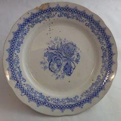 H 832 PIATTINO DA DESSERT O FRUTTA IN CERAMICA DECORATA MARCA DIAMONDSTONE SCI DI LAVENO - http://www.okaffarefattofrascati.com/?product=h-832-piattino-da-dessert-o-frutta-in-ceramica-decorata-marca-diamondstone-sci-di-laveno