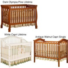 Convertible Crib Oyster Shells And Cribs On Pinterest