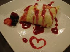This will be on the Menu for Valentines Day!