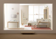 Clear, light and flexible – #Axor Bouroullec uses an understated design language. Whether #vanities, #showers or #bathtubs, all of the products offer organic, elegant design that we like to touch.   @HansgroheUSA and #BathroomDreams