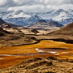 Coyhaique - Coyhaique, Chile   the soon to be opened Patagonia National Park!