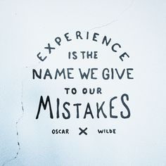 Awesome Oscar Wilde quote.