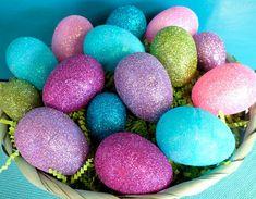 Uova Pasqua Decorate 34