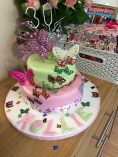 Hollies 30th birthday cake.
