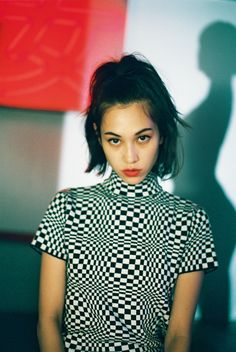 Team Mizuhara  : Kiko Mizuhara for UNIF Photo by: Monika Mogi