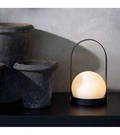 Carrie LED Menu Table Lamp