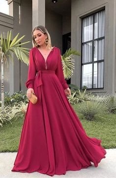 Prom Dresses Long With Sleeves, Formal Dresses, Different Fabrics, Dress For You, Evening Dresses, Bridesmaid Dresses, Dress Prom, Fashion Dresses, Gowns