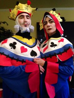 The King and Queen of Hearts