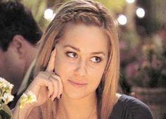 Love her cute little braid :)
