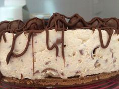 Chocoholic's Cheesecake