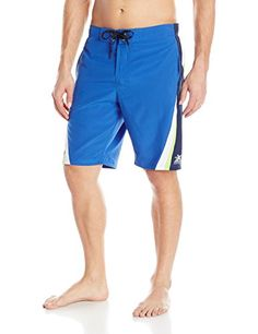 ZeroXposur Mens Air Solid Colorblock Swim Short Ultra XXLarge *** Detailed information can be found by clicking on the image