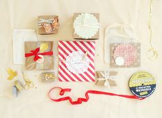 Creative ways to wrap small gifts: oh hello friend