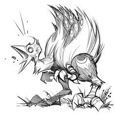 Sacred Seasons 2 Raptor Bird by *frogbillgo on deviantART