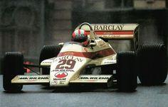 Marc Surer, Arrows A6