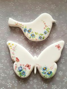 Floral Nature Cookies
