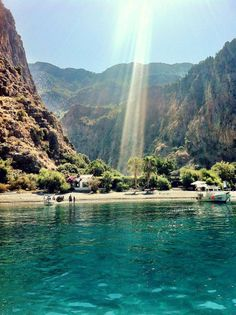 Butterfly Valley Faralya, Turkey