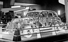 1939 Plexiglass Pontiac Deluxe Six