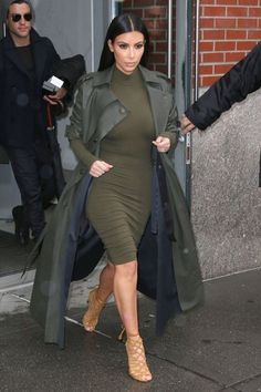 Kim Kardashian Photos: Kim Kardashian Steps Out in NYC