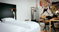 Comfort Hotel Grand Central // Oslo, Norway. |