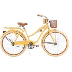26 Huffy Nel Lusso Womens Cruiser Bike Gloss Blue