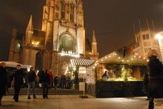 Christmas Market Ghent - Copyright Visit Ghent. More Christmas Markets on @ebdestinations