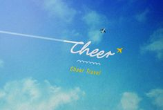 Cheer Travel is a travel agency provides a journey with quality and innovative. They approached us to create a logo for their company, we design a free and smooth script such as flight track in the sky, the goal is to bring good life into everyone who enj…