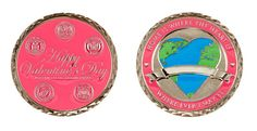 Valentine's Day Home Coin - Item CC-1242
