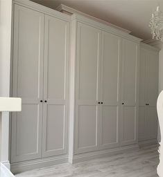 Still one of my favourite builds from this year Bedroom Built In Wardrobe, Fitted Bedroom Furniture, Fitted Bedrooms, Bedroom Closet Design, Master Bedroom Closet, Wardrobe Doors, Home Room Design, Closet Designs, House Design