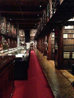 Nottebohmzaal in Erfgoedbibliotheek Antwerpen