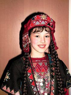 A Georgian Princess, Tbilisi, Georgia