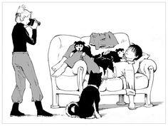 FMA, Royai: Dog Days 1 by astridv.deviantart.com