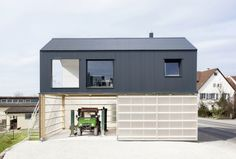 Haus Unimog by Fabian Evers Architecture and Wezel Architektur - News - Frameweb