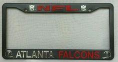 New NFL Atlanta Falcons License Plate Frame $14.99 + FREE SHIPPING