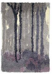 Kanervakangas | Suomen Perinnetekstiilit Oy Rya Rug, Tapestry Weaving, Textile Art, Finland, Scandinavian, Art Deco, Carpet, Rugs, Painting