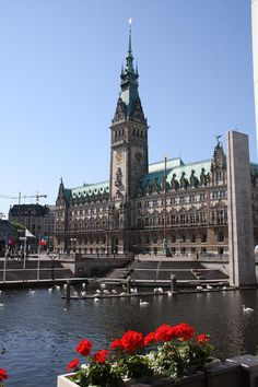 ✯ Hamburg City Hall, Germany