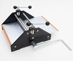 Prensa de grabado. Modelo portátil, 22x32cm.