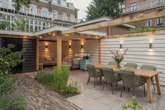 Outdoor Garden Bar, Outdoor Gazebos, Outdoor Plants, Outdoor Rooms, Outdoor Gardens, Outdoor Structures, Outdoor Decor, Pergola Patio, Backyard Landscaping