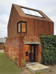 Minihaus in Südengland