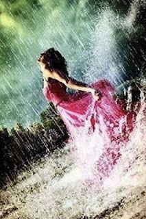 Let it Rain.  The Rain of God.