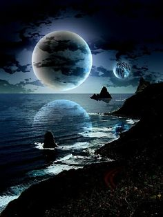 Romantic Love Inspiration moon art for kids,moon magic,full moon,unalome mo Planets Wallpaper, Wallpaper Space, Nature Wallpaper, Galaxy Wallpaper, Wallpaper Backgrounds, Fantasy Kunst, Fantasy Art, Space Artwork, Moon Pictures