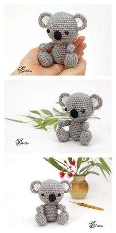 Educational and interesting ideas about amigurumi, crochet tutorials are here. Crochet Elephant Pattern, Crochet Cow, Crochet Teddy Bear Pattern, Crochet Animal Patterns, Stuffed Animal Patterns, Crochet Patterns Amigurumi, Amigurumi Doll, Doll Patterns Free, Free Pattern
