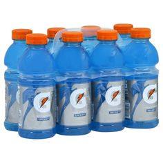 Gatorade G Series Thirst Quencher – Cool Blue – 1 Pack of 8 (20 fl oz bottles) « Blast Groceries