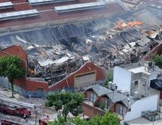 BUENOS AIRES Confirman que el incendio de Iron Mountain en Barracas fue intencional En el hecho, ocurrido en febrero de 2014, murieron ocho bomberos y dos rescatistas