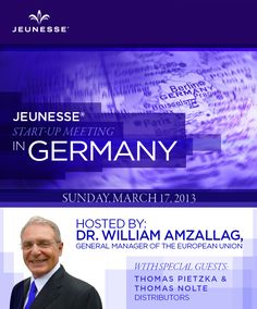jeunesse global  anti aging  opportunity