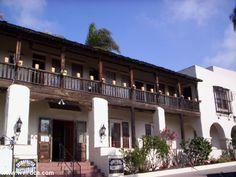 Casa de Bandini Restaurant - Old Town San Diego