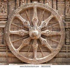 """Sun Wheel - A universal symbol of or cosmic unity, astrology, """"the circle of life,"""" evolution, etc."""