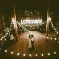 Lighted Dance Floor