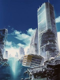 """Tohad on Twitter: """"Backgrounds from Cowboy Bebop (1998, Sunrise) :… """""""